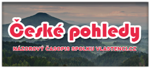 Odkaz na web České pohledy